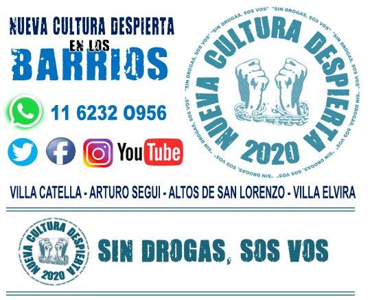 NCD en los barrios de La Plata