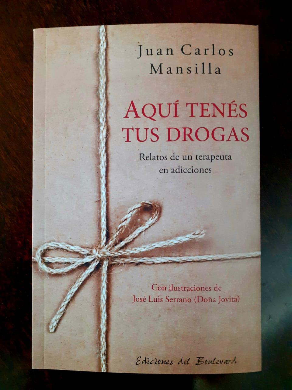 Libro de Juan Carlos Mansilla