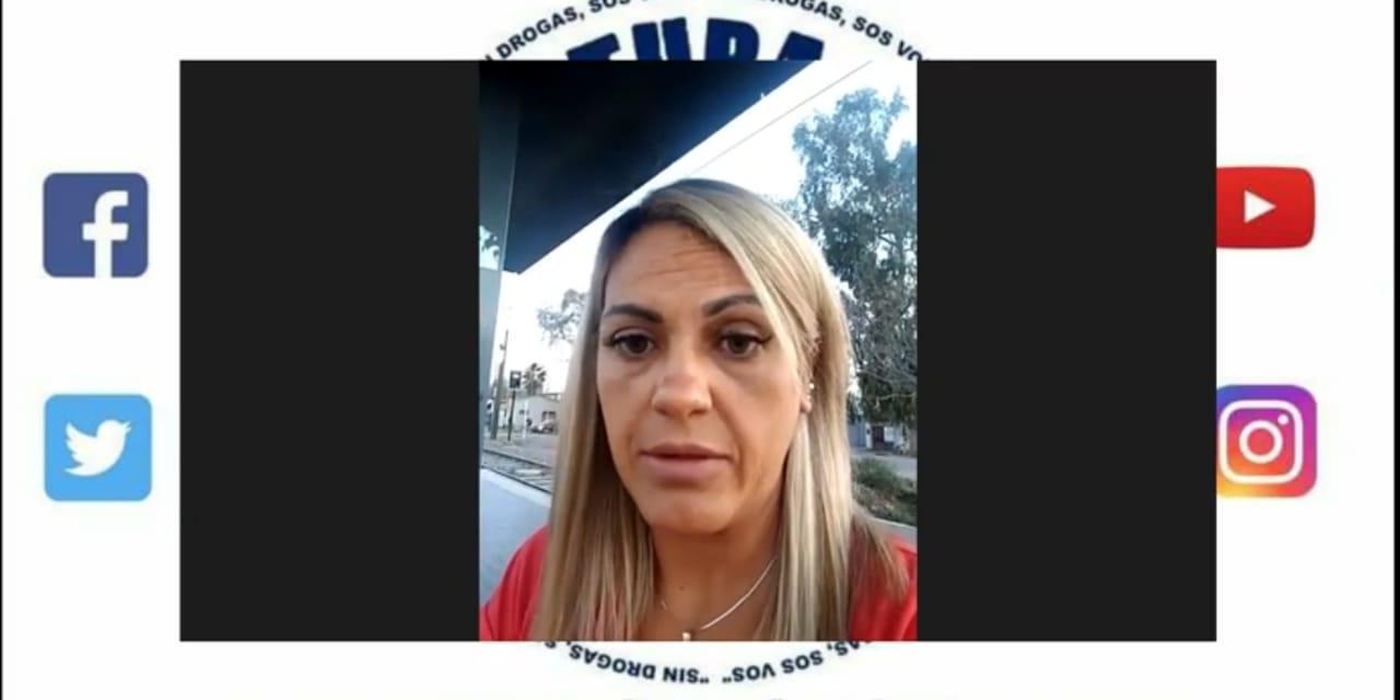 ></noscript>NANCY VINCI Y SU REPLICA A LA COMUNIDAD TERAPEUTICA «CASA DEL SUR»<