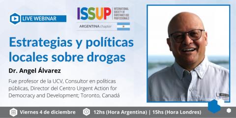 Estrategias y políticas locales sobre drogas
