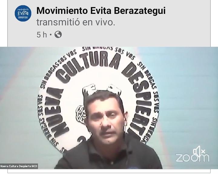 SENDEROS DE VIDA – MOV. EVITA -#NCD2020 ESTUVIMOS EN UNA EXPOSICION UNICA CON , AMALIA AIMA Y GASTON PRIANO