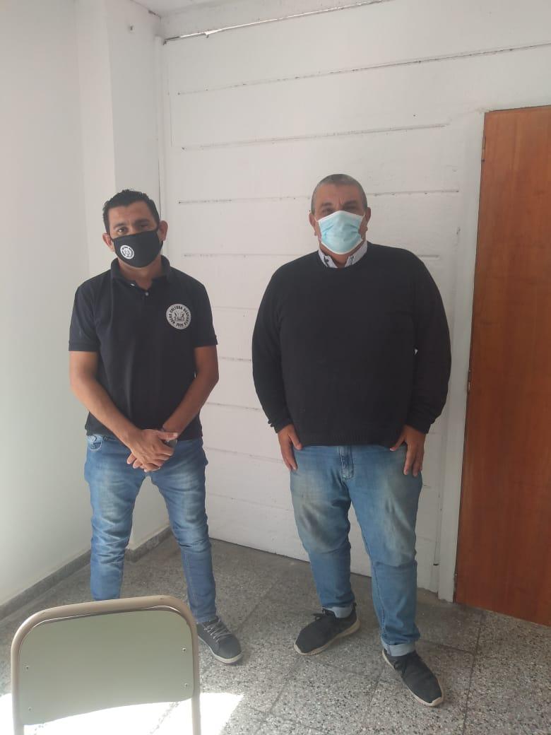 0scar Molteni ex director del Hospital Interzonal Especializado en Toxicología y Salud Mental (ex Reencuentro) de la ciudad de La Plata