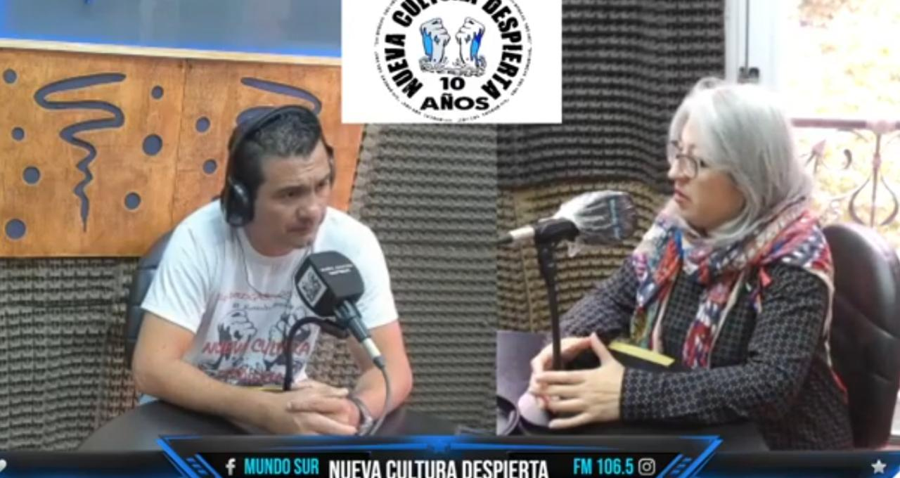 Liliana Corzo, Coordinadora del Consejo Nacional de Coordinación de Políticas Sociales, en jefatura de gabinete.