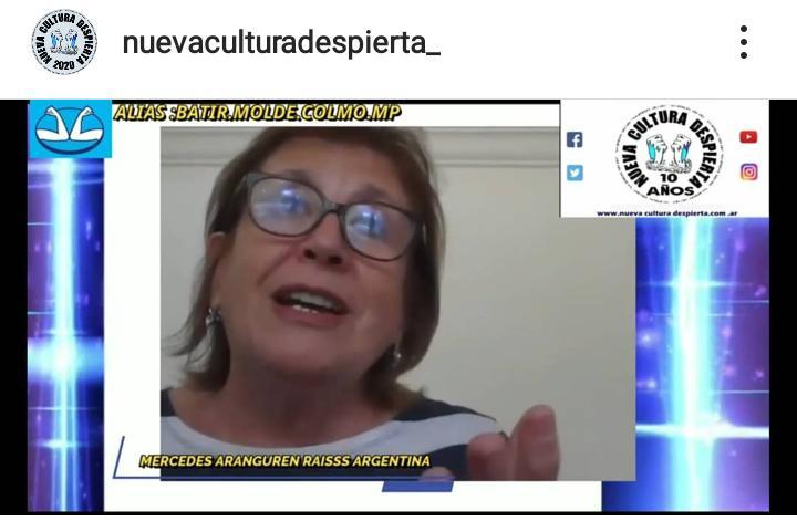 Mercedes Aranguren (Raisss – Argentina ) fundación convivir