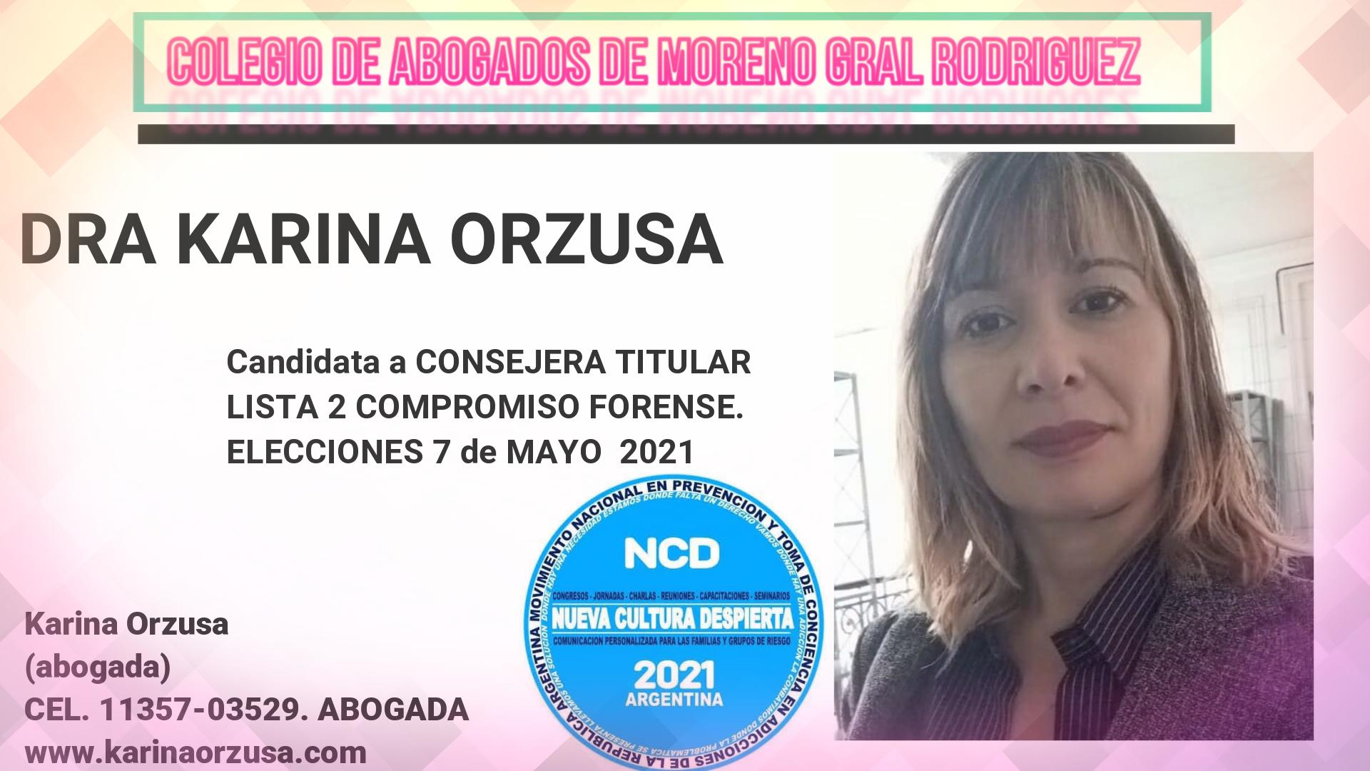 El 7 de mayo habrá elecciones en el Colegio Público de Abogados de Moreno y General Rodríguez