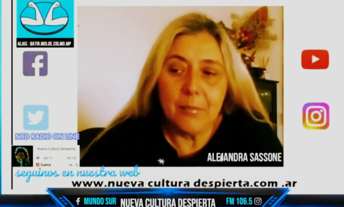 UPCN -Alejandra Sassone