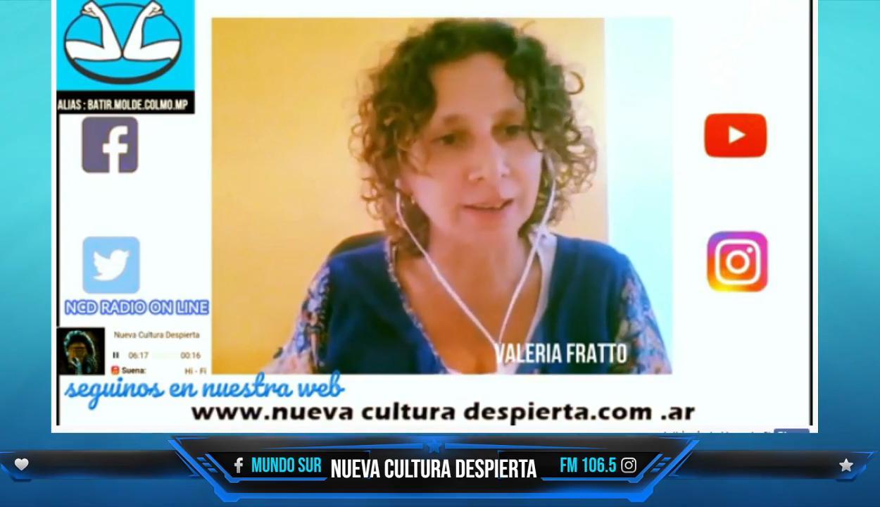 Valeria Fratto Fundacion Convivir