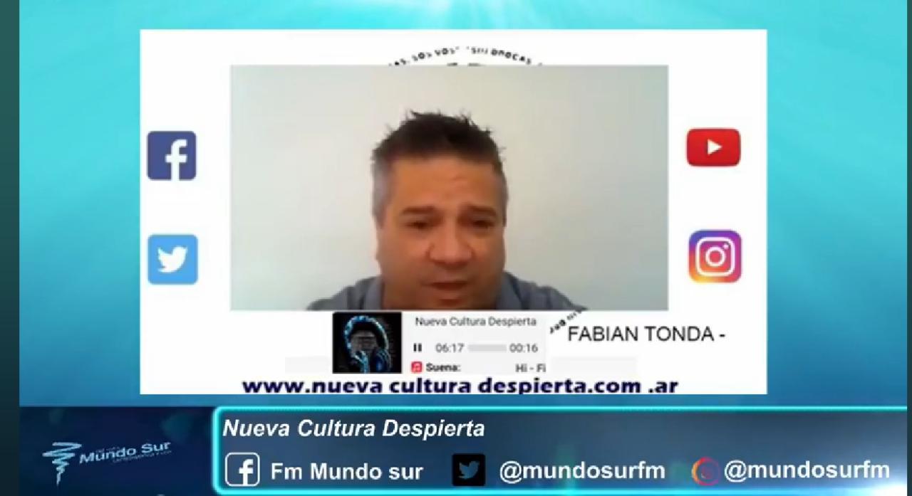 FABIAN TONDA -» CUANDO LA IDEA ES BUSCAR RECURSOS , LA LUCHA NO ES LA MISMA»