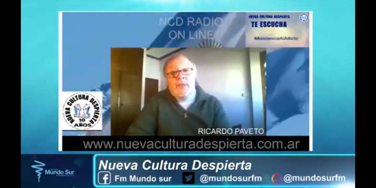 RICARDO PAVETO – REDUCCION DE DAÑOS